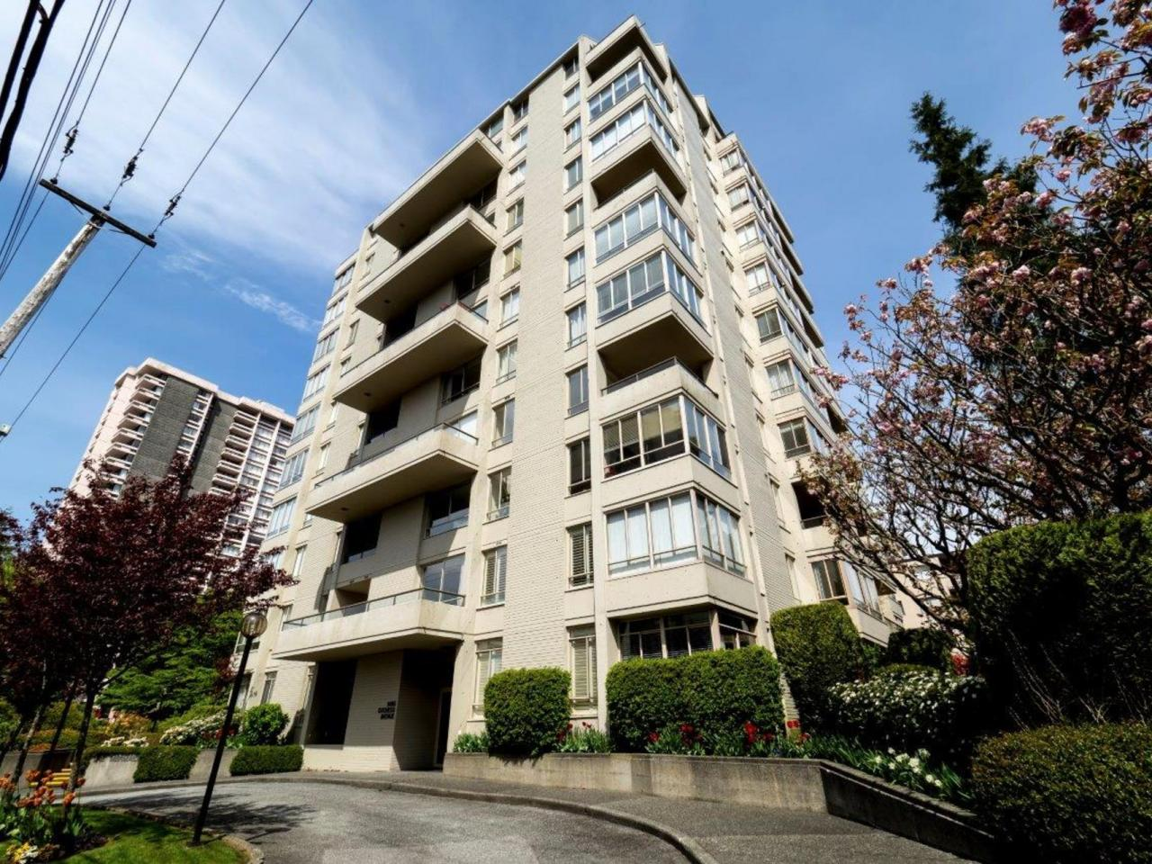 402 - 1485 Duchess, Ambleside, West Vancouver
